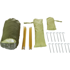 The North Face Heyerdahl 3 Tent new taupe green/scallion green